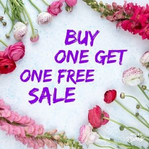 Shoes - BOGO free sale on a lot of items in my closet!!